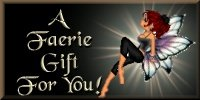 A Faerie Gift For You!